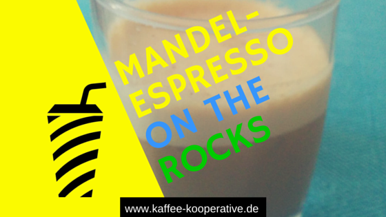 Mandel-Espresso on the Rocks