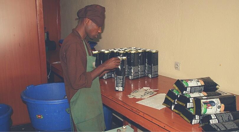 Maraba-Kaffee von Kaffee-Kooperative.de: Fully made in Africa