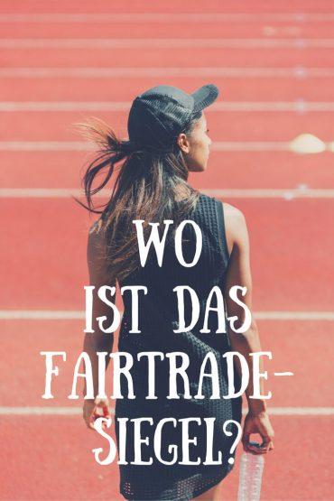 Wo ist das Fairtrade-Logo?
