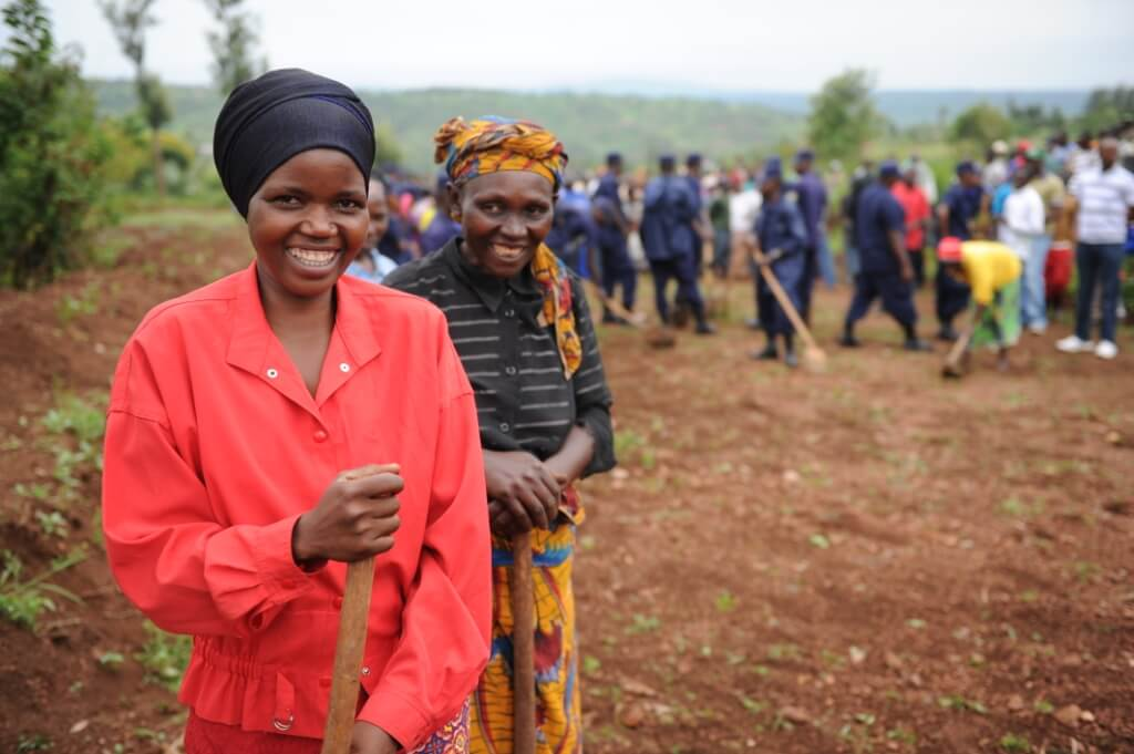 Umuganda: Community Day in Ruanda