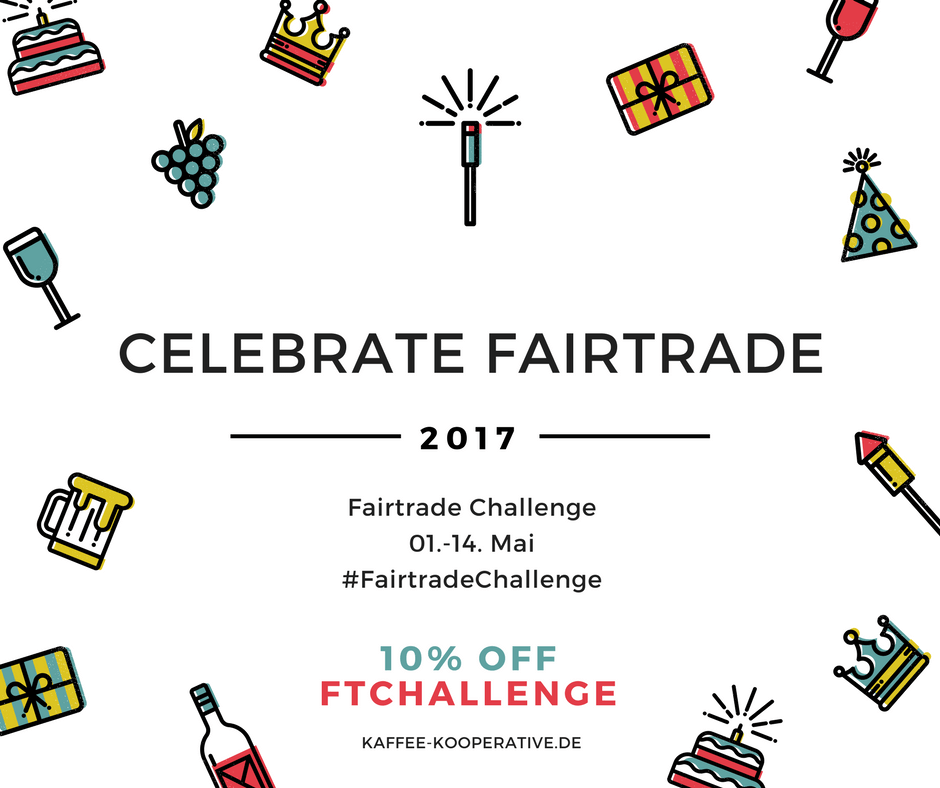 Fairtrade Challenge 2017