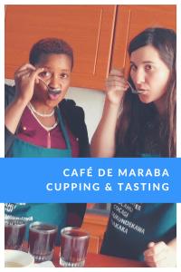 Cupping Café de Maraba