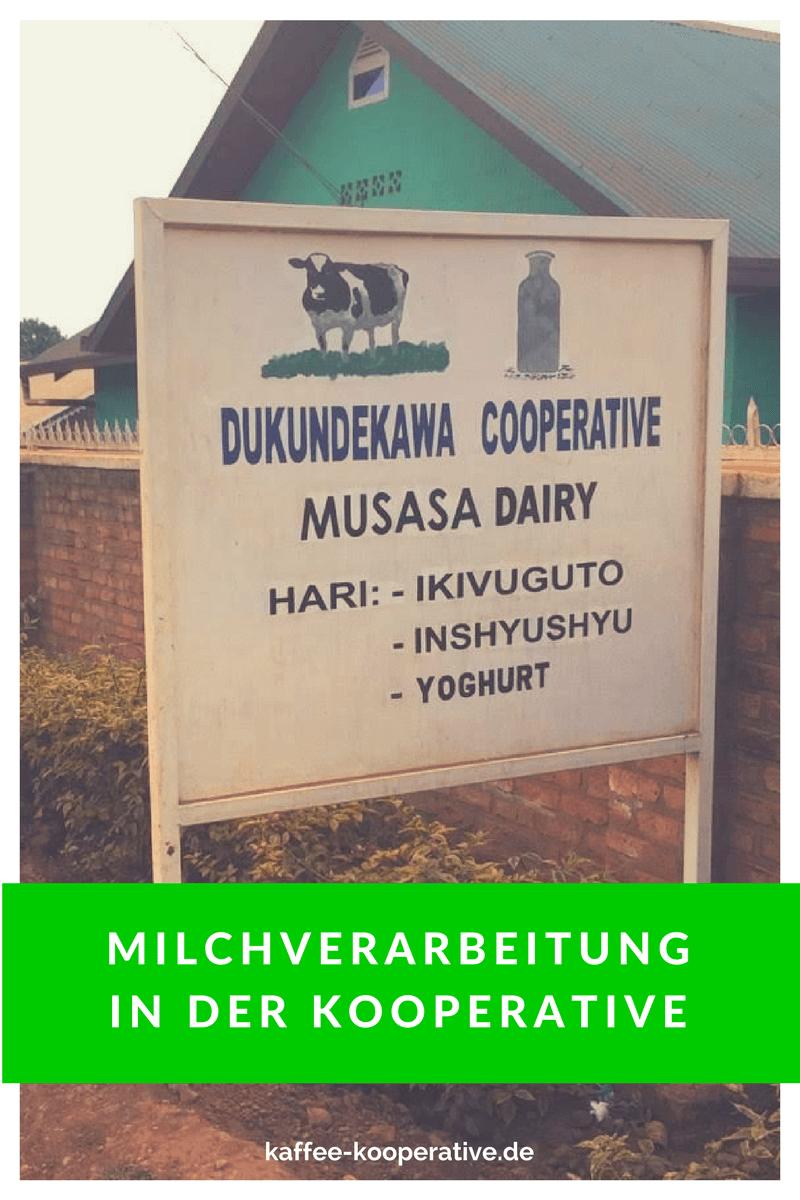 Kaffee Kooperative dairy pinterest