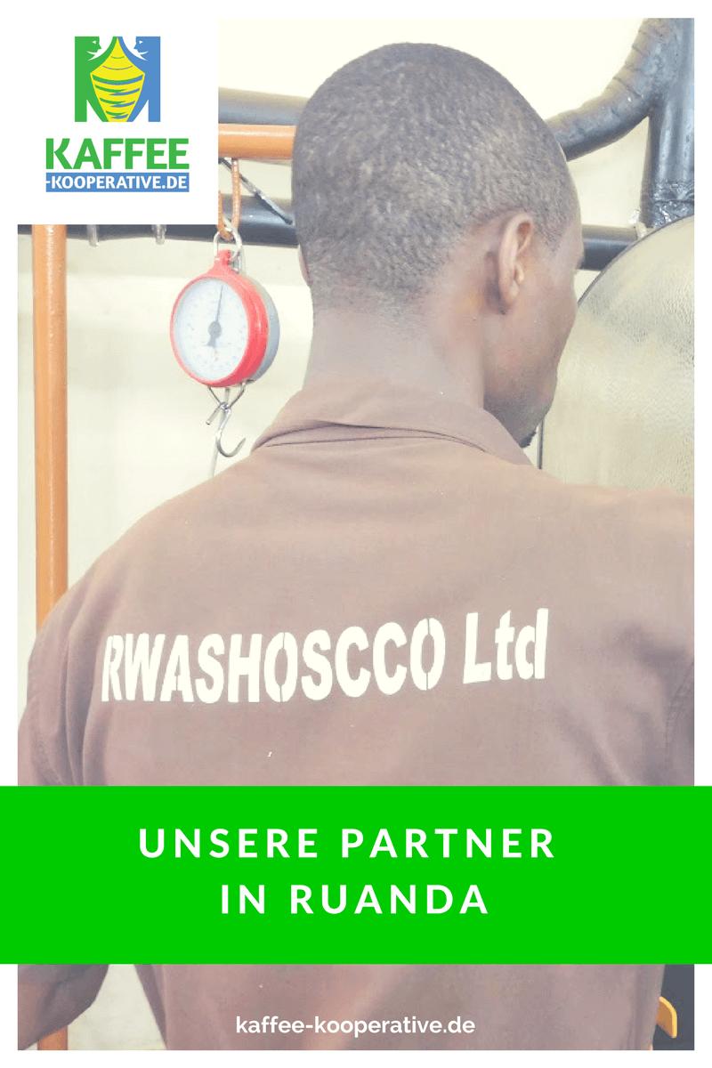 Unsere Partner in Ruanda