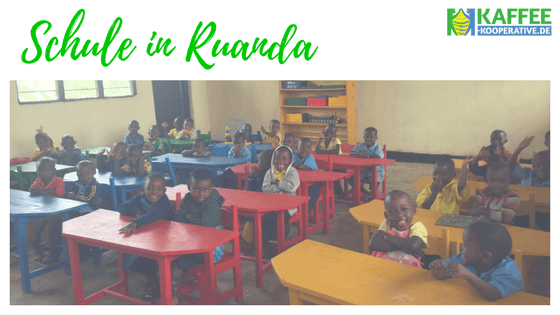 Das Schulsystem in Ruanda