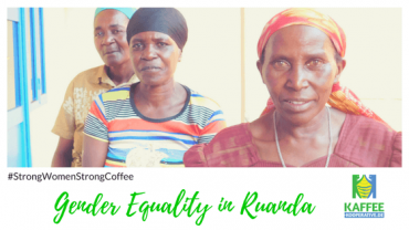 Gender Equality in Ruanda