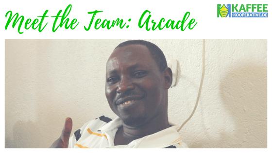 Meet the Team: Arcade Ntihinyurwa
