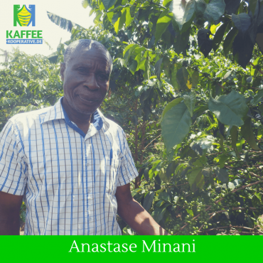 Meet the Team: Anastase Minani