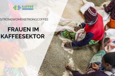 Frauen im Kaffeesektor