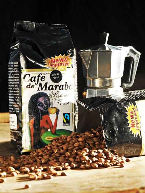 Kaffee Kooperative Maraba Packshot FT