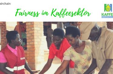 Fairness im Kaffeesektor