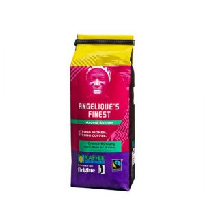 Angelique's Finest 1kg, Aroma-Kaffee, 100% Made by Women