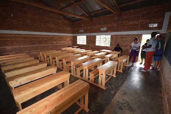 Kaffee Kooperative schule ikiraro