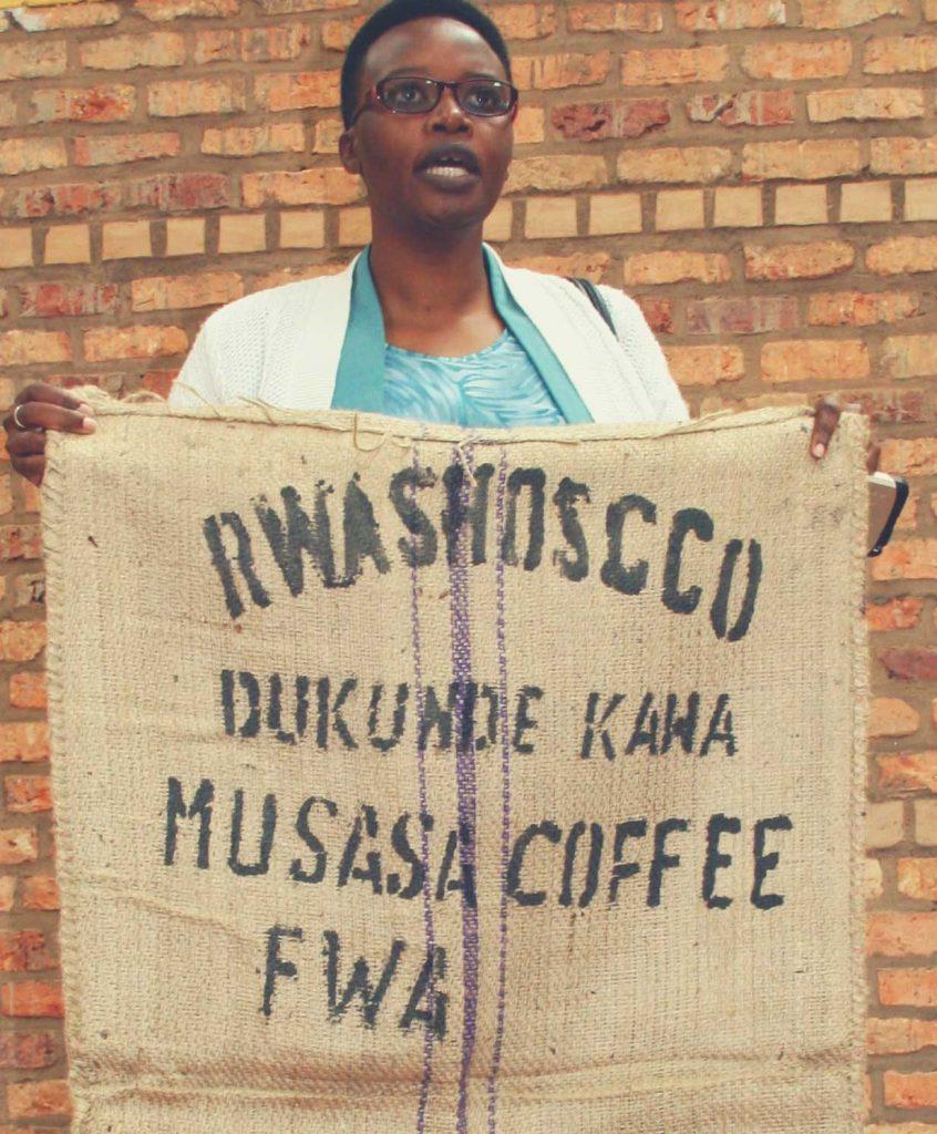 Kaffee Kooperative Rwashoscco