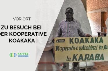 Zu Besuch in unserer Partnerkooperative KOAKAKA