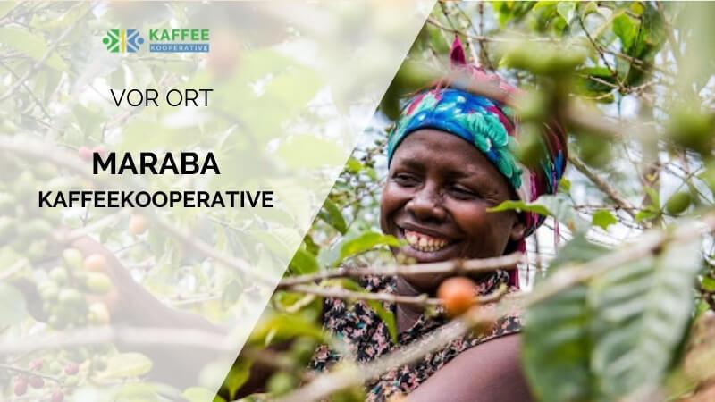 kaffeebäuerin in maraba ruanda