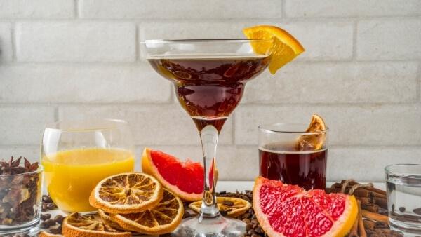 Kaffee Kooperative negroni coffee cocktail